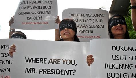 Nganimasi Bersama Be Bambang Gunawan bambang kpk ditangkap jokowi tolak intervensi nasional