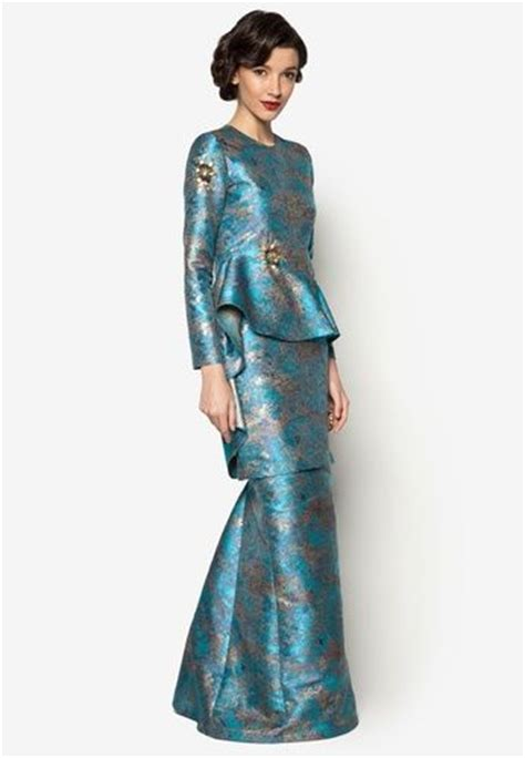 Dc Stelan Baju Muslim Flowna Set 1115 best images about kebaya baju kurung on clothing tadashi shoji and
