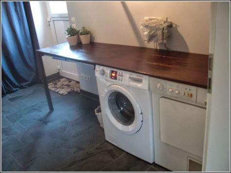 Waschmaschine Unter Arbeitsplatte by Freistehende Waschmaschine Unter Arbeitsplatte