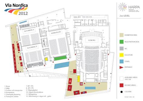 2nd Floor Plan via nordica 2012 exhibition