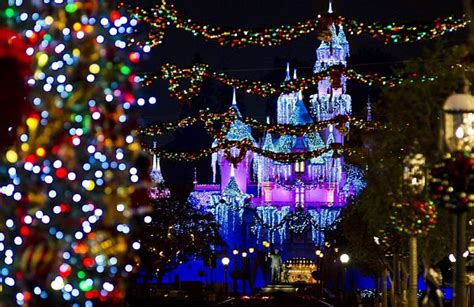 disneyland is ready for christmas