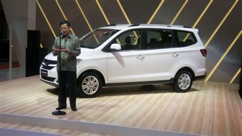 Mobil Tak Kilap Dgn Scuto mobil wuling dipajang di giias tak jauh beda dengan versi produksi okezone news