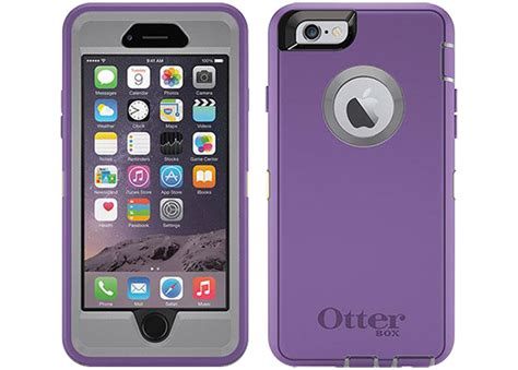 Otterbox Original Defender Series For Iphone 6 Purplepink otterbox defender series for iphone 6 plum punch