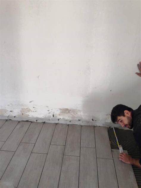 posatura pavimenti foto posatura pavimento effetto parquet di artceramik