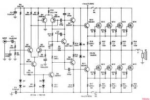 Is amplifier on my kw shares the same circuit and basic pcb layout