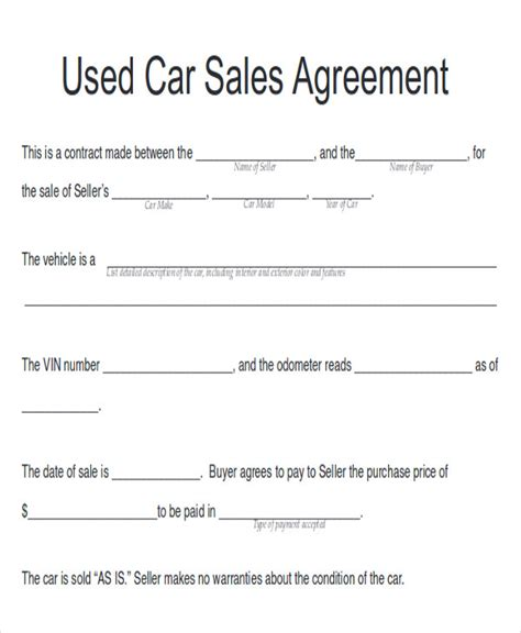 7 take over car payment contract template securitas paystub