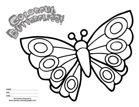 black and white coloring pages of butterflies free coloring pages of butterfly cartoon