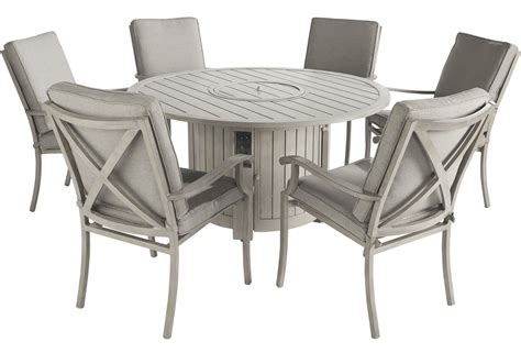 Portland 6 Seater Dining Set With Pit 163 1650 Garden4less Uk Shop Portland 6 Seater Dining Set With Pit 163 1225 5 Garden4less Uk Shop