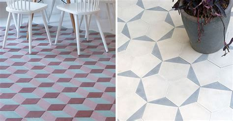 geometric pattern floor tiles 8 exles of tile flooring with geometric patterns