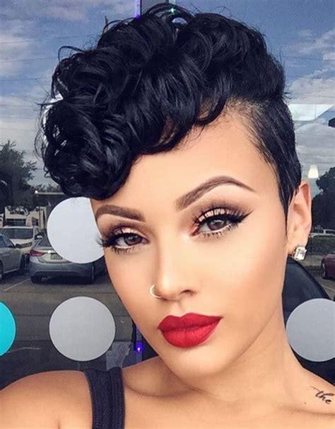 latina hair updos 167 best pompadour styles images on pinterest short
