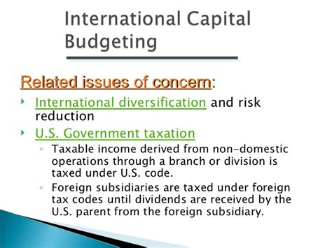 Mba International Finance by International Financial Management Ppt Bec Doms Bagalkot