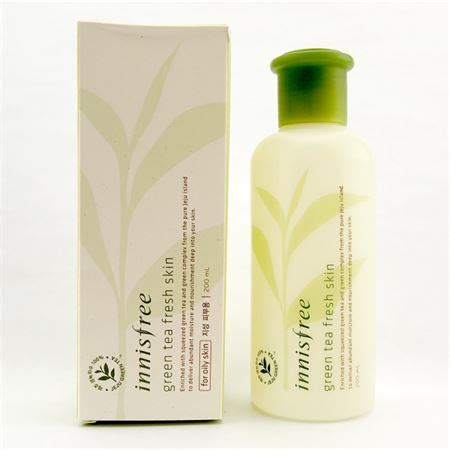 Innisfree Green Tea Fresh Skin green tea fresh skin innisfree mỹ phẩm h 224 n quốc