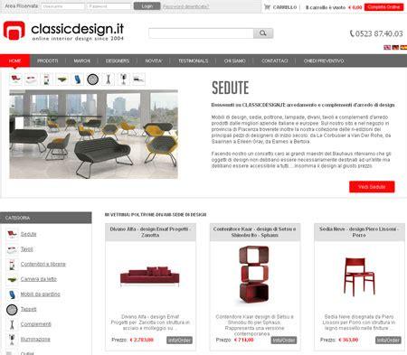 siti di mobili sviluppo siti ecommerce mobili e arredamento