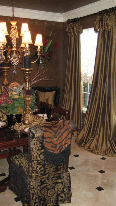 formal dining room drapes 25 best ideas about gold chairs on chair bed
