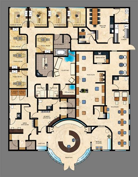 Floor Plan Of A Salon by 25 Best Ideas About Hotel Floor Plan On Pinterest