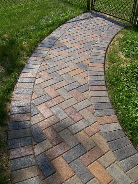 paver walkways