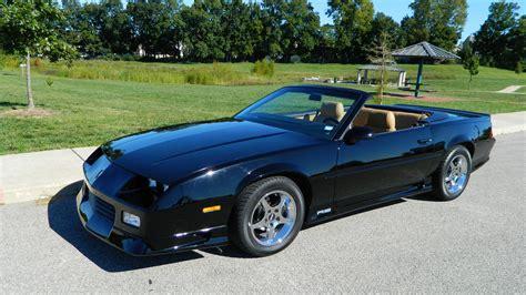 1992 camaro rs convertible 1992 chevrolet camaro rs convertible t133 1 chicago 2014