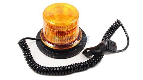 led revolving warning light color led rotating warning beacon light strobe