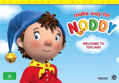 Make Way For Noddy: Welcome To Toyland   Children's Gift