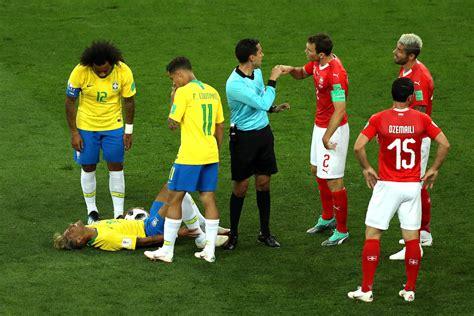 brasile svizzera 1 1 highlights e gol mondiali