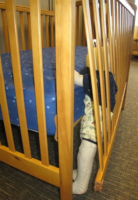 Drop Side Crib Safety by News Anchor Child Health Child Safety Toxic Toys