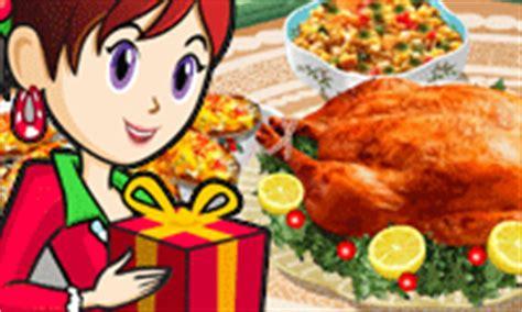 juegos de cocinar con sara comida de navidad juegos de cocina gratis juegos