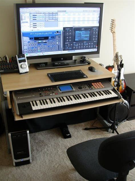 infamous musician 20 home recording studio setup ideas