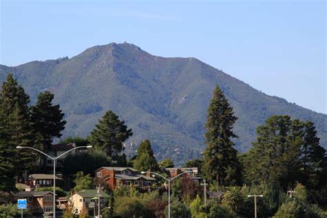 mill valley california panoramio photo of mt tamalpais from mill valley california