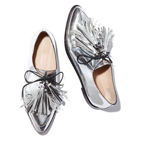 feminine oxford shoes an oxford with tassels is always timeless and especially