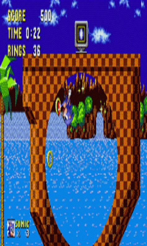 sonic 1 apk free sonic the hedgehog 1 apk for android getjar