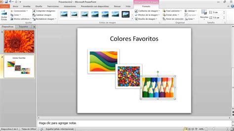 como agregar varias imagenes a pdf como a 241 adir diapositivas en powerpoint 2010 youtube