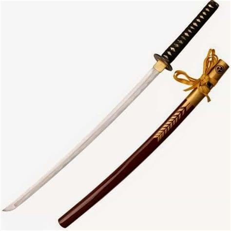 Pedang Katana Samurai senjata pedang samurai katana ronin pusaka dunia