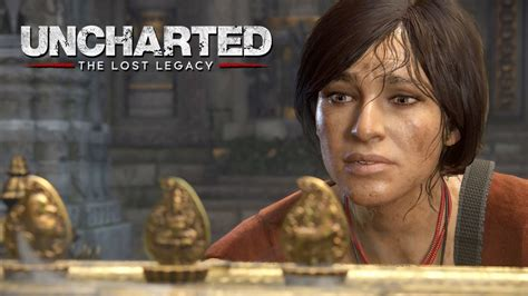 Kaset Ps4 Uncharted The Lost Legacy uncharted the lost legacy 11 o legado perdido ps4 pro gameplay portugu 234 s pt br