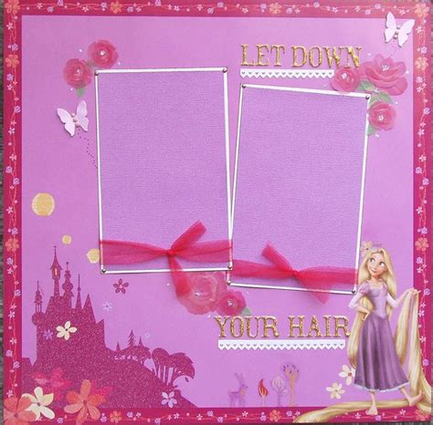 scrapbook layout princess 17 best images about princess layouts on pinterest