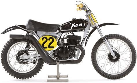 classic motocross vintage mx 1973 kawasaki kx450 two stroke motocross