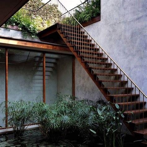 innenhof gestalten die besten 17 ideen zu terrassen treppe auf