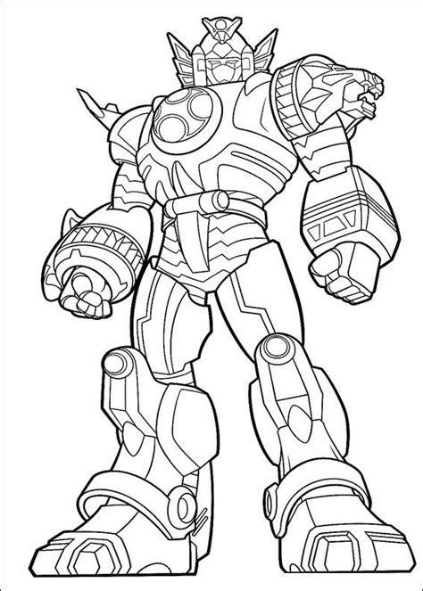 30 power ranger coloring pages coloringstar