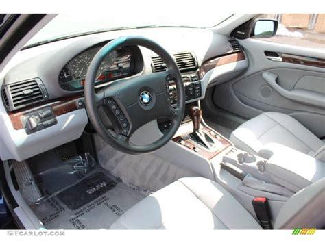 Bmw Grey Interior by Grey Interior 2003 Bmw 3 Series 325i Sedan Photo 77542428 Gtcarlot
