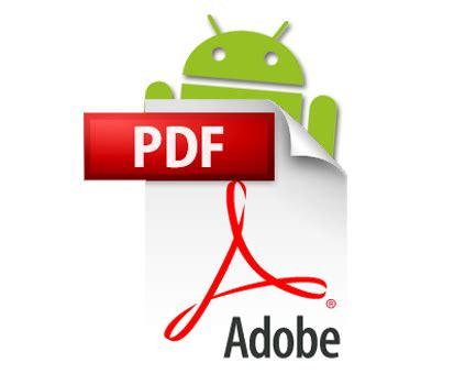 android pdf lecteurs pdf pour android