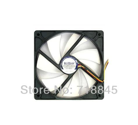 Fan Casing Pc 12 Cm Transparan Menyala Fan Casing Nyala pccooler mute computer fan v12 12v 0 18a 4pin 3pin 12025 ultra fan 12cm cooling fan