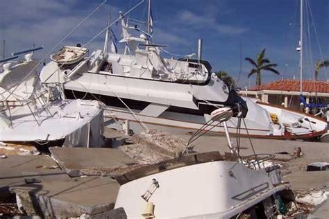 boat insurance and hurricanes top 10 boatus marine insurance claims seaworthy magazine