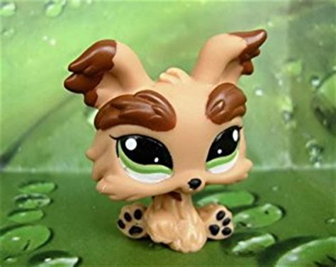 littlest pet shop yorkie littlest pet shop yorkie green toys