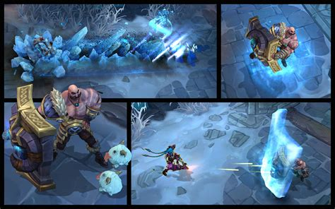 braum the heart of the freljord revealed league of legends