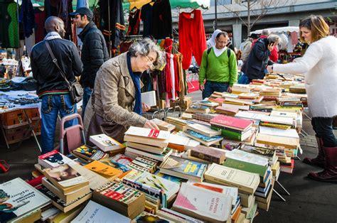 libro markets of paris second flea market in the historic marche d aligre in paris editorial stock photo image of outdoor