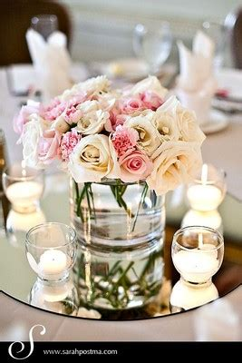 cheap mirrors for centerpieces weddings do it yourself