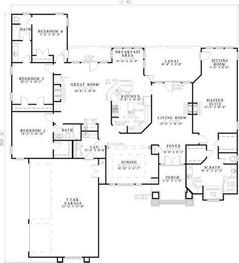 wellington house designs wellington manor sunbelt home plan 055d 0199 house plans and more