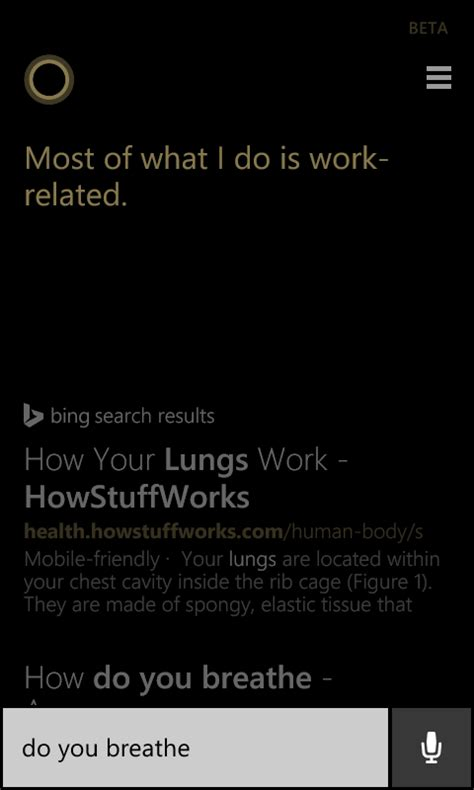 cortana what is your number what are the most impressive answers given by cortana quora
