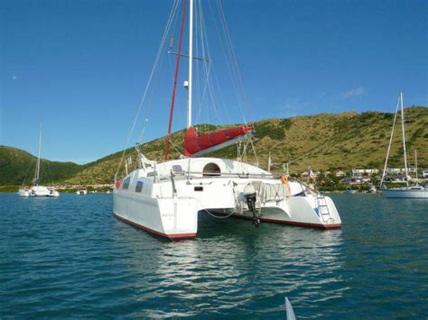 catamaran azuli à vendre catamaran croisi 232 re plan lerouge annonce voiliers