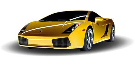 yellow lamborghini png car yellow sports 183 free vector graphic on pixabay