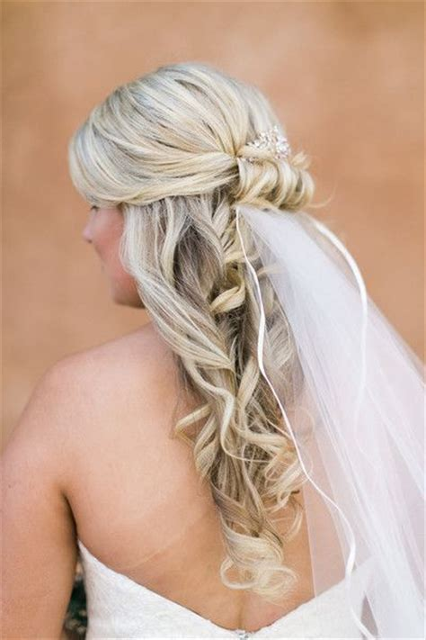 curly partial up how best 25 updo veil ideas on pinterest veil hairstyles